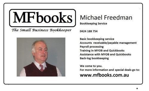 Michael Freedman Bookkeeping Service - Byron Bay Accountants