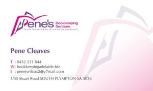 Pene's Bookkeeping Services - Byron Bay Accountants