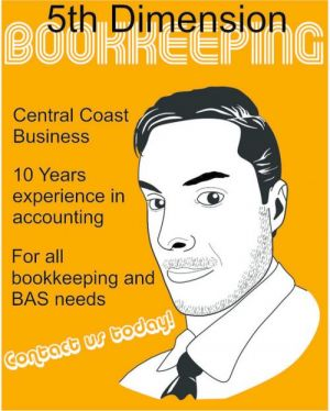 5th Dimension Bookkeeping Services - Byron Bay Accountants