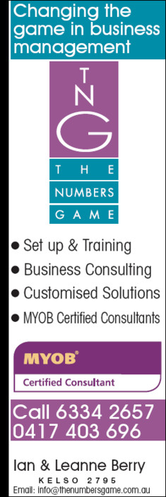 Love Your Numbers - Byron Bay Accountants